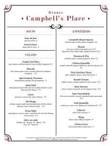Campbell's app.salad